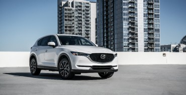 Mazda Announces Upgrades for 2018 CX-5 in Time for the Holidays