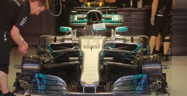 Formula One: Aero Development War is in Full Force