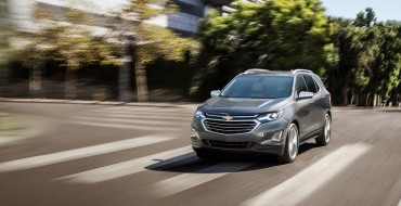 2018 Chevrolet Equinox Launches in Middle East This September