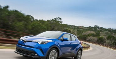 Toyota Sales Up a Little in April—SUV Sales Up a Lot