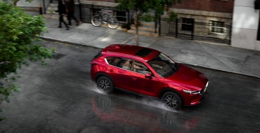 2017 CX-5 Named Best Midsize Crossover for Families by 'Parenting' and Edmunds