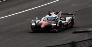 Toyota Scores 1-2 Finish at 6 Hours of Spa