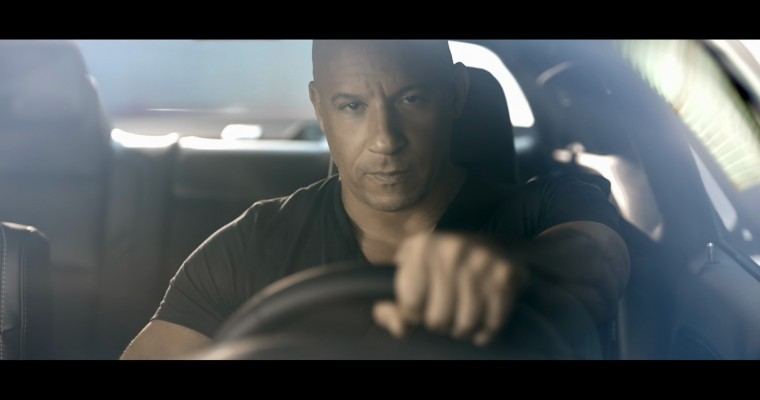 Vin Diesel Joins Dodge's 'Brotherhood of Muscle'