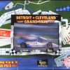 Review of Detroit-Cleveland Grand Prix: Kramer's Inventive Racing Board Game