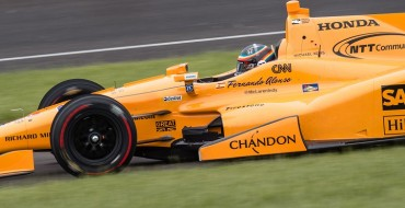 Fernando Alonso's Successful IndyCar Rookie Test Draws Impressive 2 Million Views