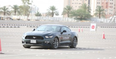 Ford Driving Skills for Life Reaches 400 Youths During Saudi Arabia Stops