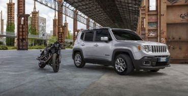 Jeep and Harley-Davidson Renew European Partnership for Fourth Consecutive Year