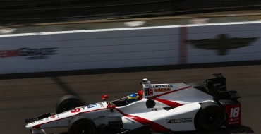 "Honda Looks Good During ""Fast Friday"" at Indianapolis Motor Speedway"