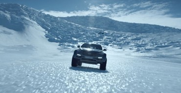 Hyundai Santa Fe Makes History by Helping Intrepid Adventurers Cross the Antarctic