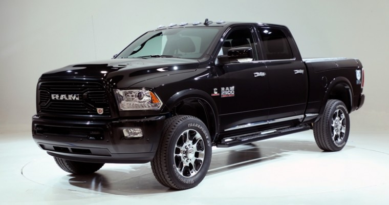 Ram to Award Special Edition Kentucky Derby Truck to the Winning Horse's Trainer