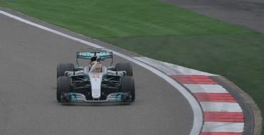 Hamilton Wins the 2017 Spanish Grand Prix
