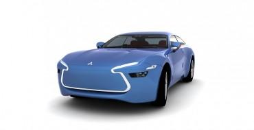 Mitsubishi Hyaku Concept Envisions Future of the Brand