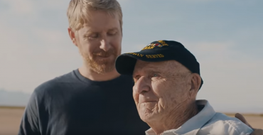 New Ram Commercial Stars an Actual WWII Veteran