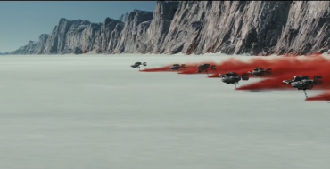 'Star Wars: The Last Jedi' Adds New Vehicles to the 'Star Wars' Universe