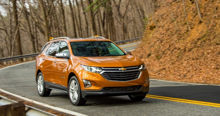 What's New for the 2018 Chevy Equinox?