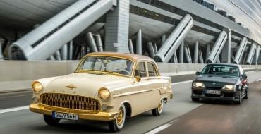 Opel Running Six Vehicles in 2017 Bodensee Klassik
