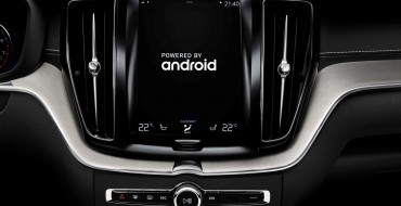 Future Volvo Vehicles to Use Android-Based Infotainment System