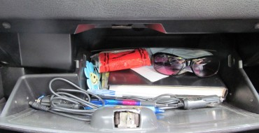 Car History Lesson: What's the Purpose of the Glove Box?