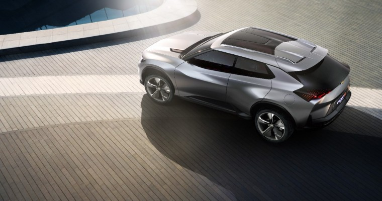 Here Is What Chevy Should Call Its Crossover Volt Replacement