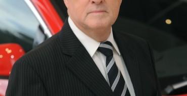 Vauxhall Director of Communications Denis Chick Wins Newspress Lifetime Achievement Award