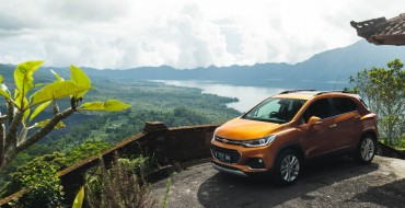 New Chevrolet Trax Launched in Indonesia with Chevy Complete Care
