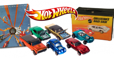 """Pawn Stars"" Joel Magee Owns Rare Chevy Camaro Hot Wheels Worth Over $100K"