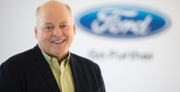 Ford CEO Jim Hackett Made $16.7M in 2017, or 285 Times More Than Ford's Median Employee Salary
