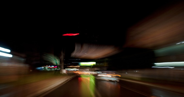How to Lighten the Stress of Night Driving
