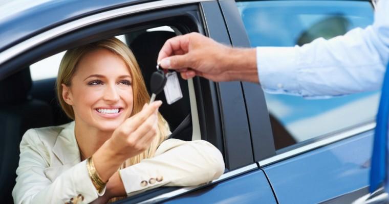Apparently Millennials Didn't Kill Car Sales After All