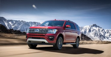 [Photos] 2018 Ford Expedition Offered With New FX4 Off-Road Package