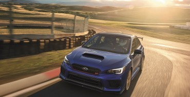 Subaru's Newest Limited Edition Performance Models Are Made Especially for Driving Enthusiasts