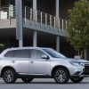 Outlander SUV Once Again Leads the Charge in Mitsubishi Sales Performance