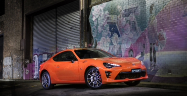 Oh Look, Another Special-Edition Toyota 86