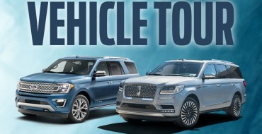 2018 Ford Expedition, Lincoln Navigator Appearing in Dearborn This Week
