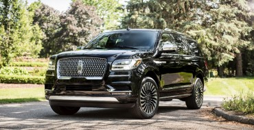 Lincoln Lands in Top 10 of J.D. Power 2019 U.S. APEAL Study