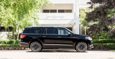 Lincoln Reveals 2018 Navigator L, Provides Closer Look at Black Label Destination Theme