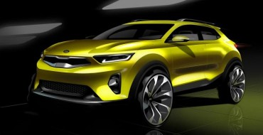 Introducing the Kia Stonic Crossover