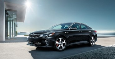IIHS Names 2017 Kia Optima Top Safety Pick Plus