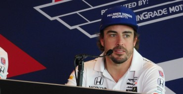 Fernando Alonso Will 'Definitely' Return to the Indy 500