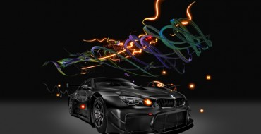 Eighteenth BMW Art Car Employs Virtual and Augmented Reality