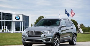 BMW Invests $600 Million, 1,000 Additional Jobs for Its Spartanburg, South Carolina Plant