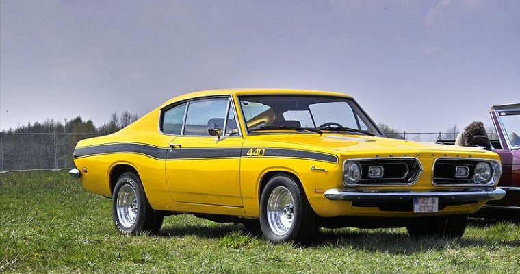 Car News In the Rearview: The Plymouth Barracuda Doesn't Save Fiat Chrysler
