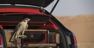 Bentley Releases a Special Edition Bentayga Falconry Vehicle