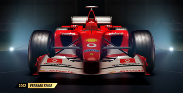 Three Classic Ferrari Cars Will Be Featured in F1 2017 Game