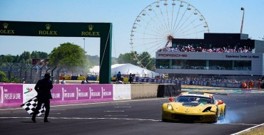 Last Lap Tragedy for Chevrolet at Le Mans