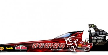 Leah Pritchett Set to Drive Custom Dodge Demon Dragster During the New England Nationals