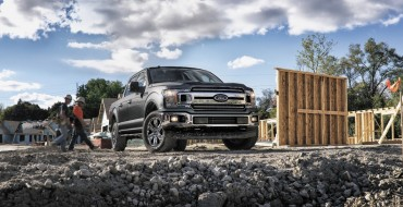 2018 Ford F-150 Named Motor Trend Truck of the Year