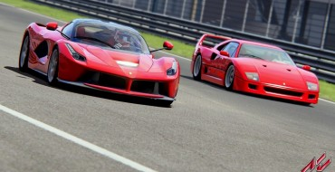 Vote to Choose Which Ferrari Will Be Featured in Assetto Corsa's Upcoming DLC