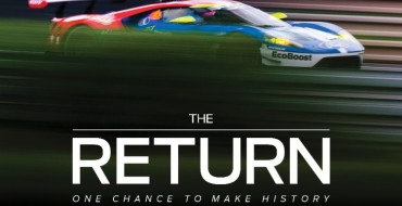 "Go Behind the Scenes with Ford's Return to Le Mans with ""The Return"" on Amazon Prime Video"