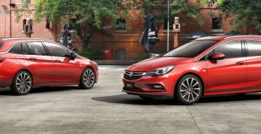 Holden Confirms Astra Sportwagon for Late 2017 Launch